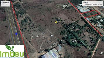 OPPORTUNITY LOOMS - 85 HECTARES VACANT LAND - ZONED FOR INDUSTRIAL AND COMMERCIAL DEVELOPMENTS