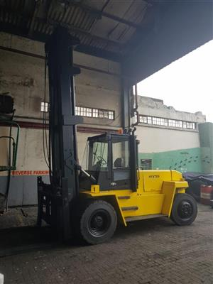 14ton Hyster XL forklift