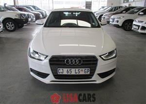 2013 Audi A4 1.8T SE auto