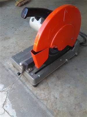 355 mm 3500Watt  Steel cutter, Work Bench with Vice, Drill Press