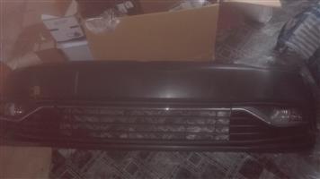 Polo Tsi Complete Bumper