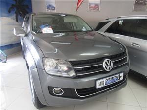 2010 VW Amarok 2.0TDI double cab Comfortline