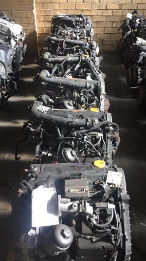 CORSA Y17DT UTILITY ENGINE