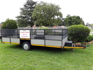 Big trailer for sale
