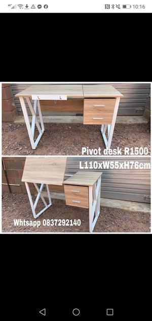 Wooded desk