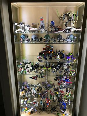 "Action Figures, Character and Collectibles Show Cases and ""Display Cabinets Custom made , Best Prices."
