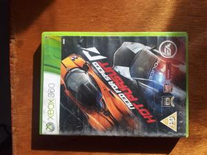 Need for speed hot pursuit xbox game