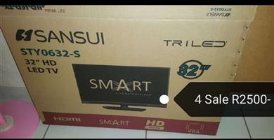 32'' SANSUI SMART HD LED TV