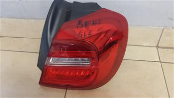 MERCEDES BENZ GLA 156 2018 TAIL LIGHT FOR SALE