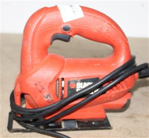 S035447A Black and decker jig saw with blade #Rosettenvillepawnshop