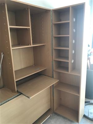 Chest of drawers, study desks, TV unit, PC stand