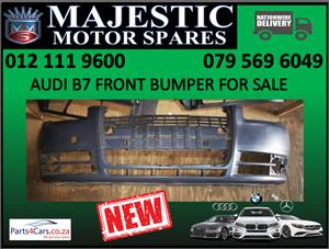 Audi B7 bumper for sale