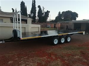 Trailer repair manufacture and hire
