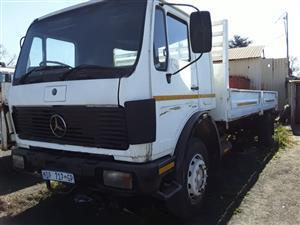 Mercedes Benz Drop side Trucks for sale