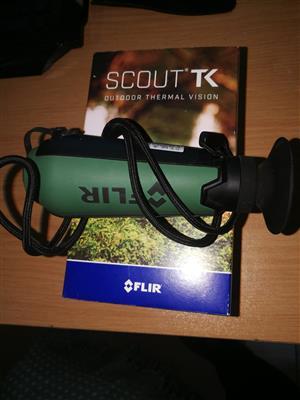 Thermal Monocular Flir Scout TK