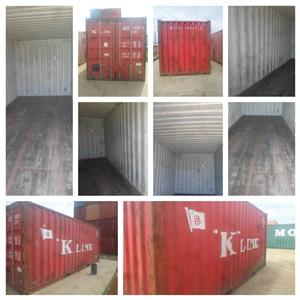 Container Sales - Country Wide