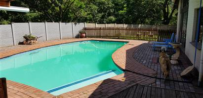 Beautiful 3 bedroom home with pool in quiet cul de sac
