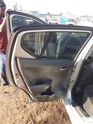 Suzuki Alto LHS Rear Door Panel