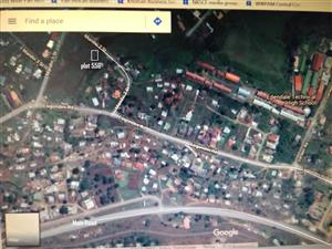Bargain: residential property 1100 sqm Edendale PMB