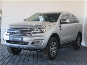 2019 Ford Everest EVEREST 2.0D BI TURBO XLT A/T