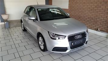 2013 Audi A1 1.2T Attraction