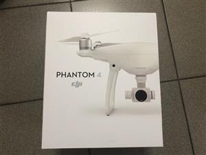 DJI Phantom 4 Quadcopter 4K Video 12mp Camera