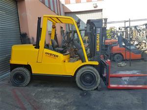 Hyster 4.5 ton Diesel forklift