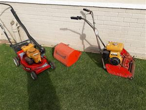 Robin Professional mowers for sale