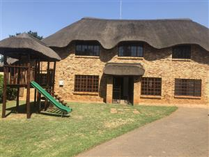3 Bedroom house double storey Pretoria North