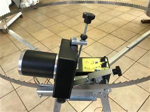 Bandsaw Blade Sharpener, GRINDLUX-4000, Battery 12V