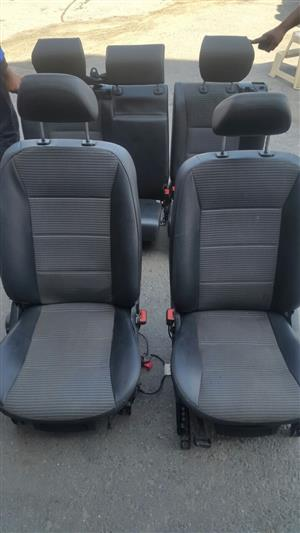 Mercedes B200 seats for sale.