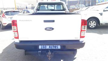 2012 Ford Ranger 2.2 XL