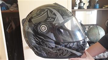 Shark RSF 2 Helmet (Small)