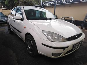 2003 Ford Focus 1.6 5 door Ambiente