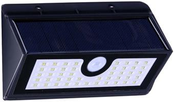 45SMD solar outdoor light with motion sensor
