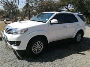 2015 Toyota Fortuner 3.0D 4D 4x4