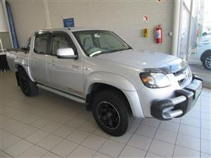 2008 Mazda BT-50 3.0CRD double cab SLE