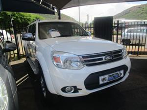 2014 Ford Everest 3.0TDCi 4x4 LTD