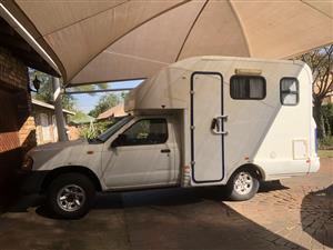 Nissan NP200 Hardbody motorhome for sale