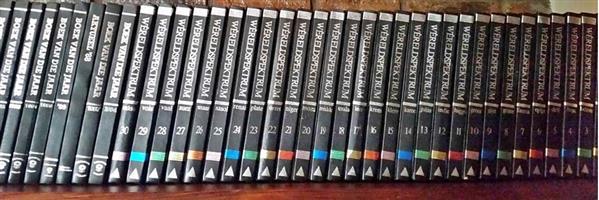 Whole set of Wereldspektrum encyclopedia for sale  Alberton
