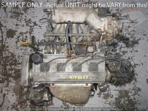 TOYOTA -4A FE 1.6L EFI 16V Engine