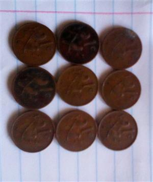 Selling coin