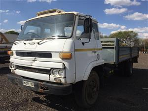 NISSAN CK10 8 Ton Dropsides Pre-Owned Other