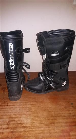 Alpinestar tech 3 boots