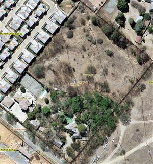 FOR SALE - RESIDENTIAL LAND FOR DEVELOPMENT IN BROADACRES, FOURWAYS