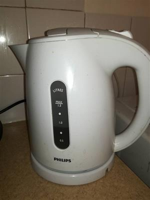Philips kettle for sale