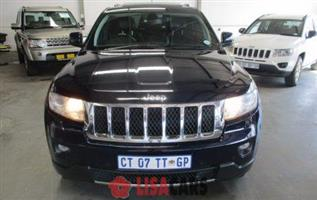 2013 Jeep Grand Cherokee 3.0L CRD Overland