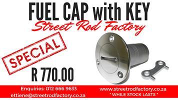 FUEL CAP with KEY