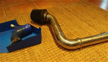 Dump Valve and Air intake