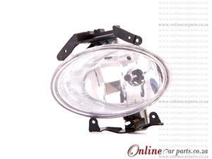 Hyundai Santa Fe 2.2 CRDI 4WD Left Hand Side Fog Light Fog Lamp Assembly 2007-
